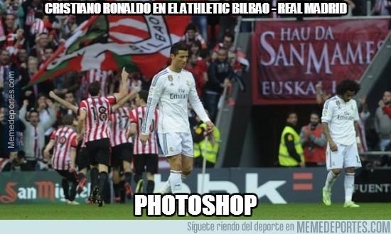 467461 - Cristiano Ronaldo en el Athletic Bilbao - Real Madrid