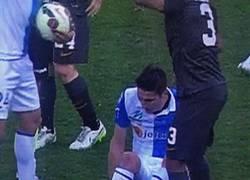 Enlace a Foto no apta para sensibles en la Serie A