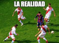 Enlace a Messi a lo Oliver