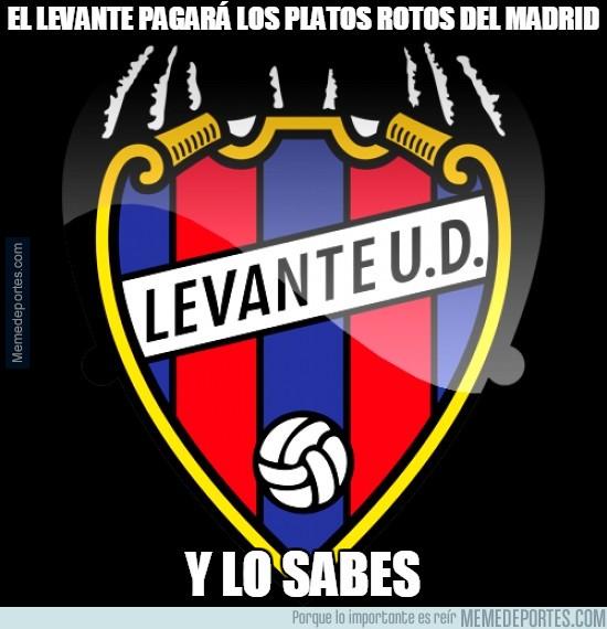 470172 - El Levante va a pagar la mala racha del Madrid, y lo sabéis