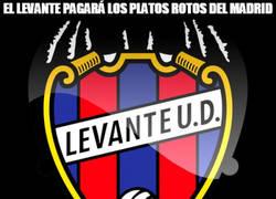 Enlace a El Levante va a pagar la mala racha del Madrid, y lo sabéis