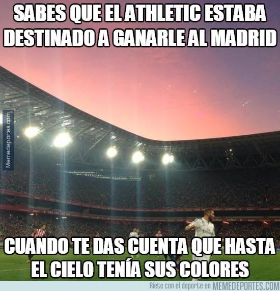 470363 - Sabes que el Athletic estaba destinado a ganarle al Madrid