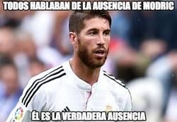 Enlace a Ésta es la verdadera ausencia del Real Madrid