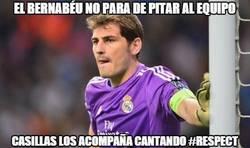 Enlace a El Bernabéu no para de pitar al equipo