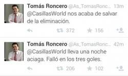 Enlace a Así es señores, nuestro gran bipolar amigo @As_TomasRoncero lo ha vuelto a hacer