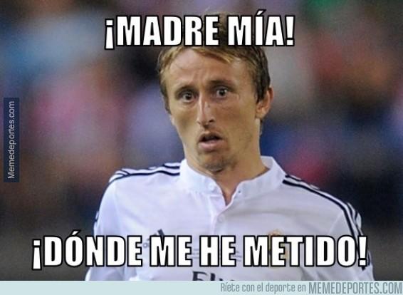 472235 - Vuelve Modric y ...