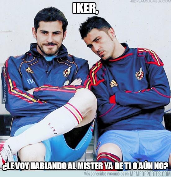 472504 - Iker, ¿qué te parece la MLS?