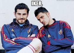 Enlace a Iker, ¿qué te parece la MLS?