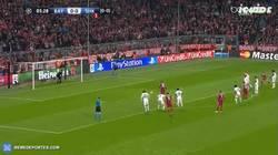 Enlace a GIF: ¡Empieza bien el partido para el Bayern! Gol de Müller de penalti tras la roja del Shakhta