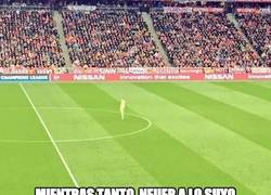 Enlace a Imágenes nunca vistas de Neuer