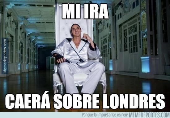 473004 - Mi ira caerá sobre Londres