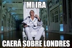 Enlace a Mi ira caerá sobre Londres