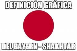 Enlace a Definición gráfica del Bayern-Shakhtar