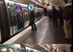 Enlace a Chelsea intentando pasar a cuartos de final de la Champions