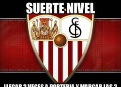 Enlace a Al Sevilla le está entrando todo