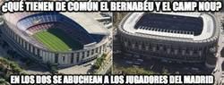 Enlace a ¿Qué tienen de común el Bernabéu y el Camp Nou?