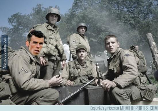 475700 - Y mañana, operación: Salvar al soldado Bale