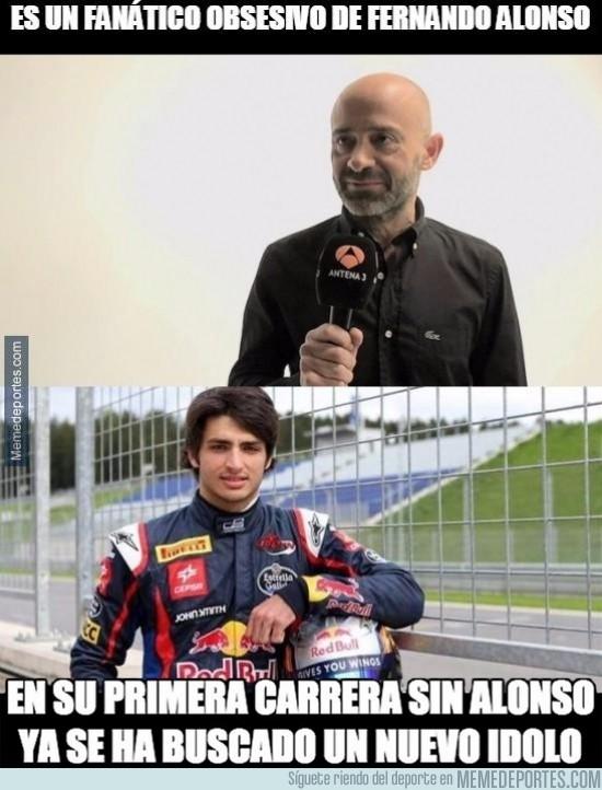 475845 - Fernando Alonso se va a poner muy celoso