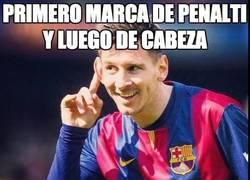 Enlace a El espíritu goleador de Cristiano se ha apoderado de Messi