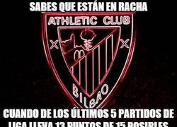 Enlace a El Athletic está imparable últimamente