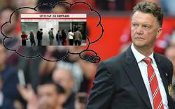 Enlace a El futuro de Van Gaal si hoy no ganan al Tottenham