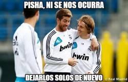 Enlace a La clave: Ramos y Modric