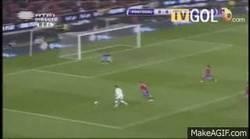 Enlace a GIF: Nani ya robaba goles a Cristiano antes de que fuese mainstream