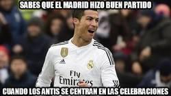 Enlace a Sabes que el Madrid hizo buen partido cuando...
