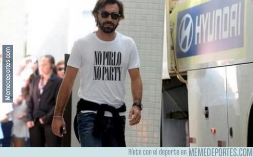 479288 - ¡NO PIRLO, NO PARTY! El 'maestro' del fútbol será baja en Juventus vs Borussia Dortmund