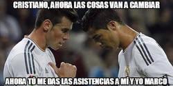 Enlace a ¿Pasará lo mismo que la anterior jornada? ¿Bale le volverá a hacer sombra?