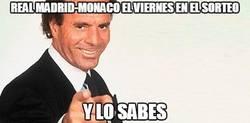 Enlace a Real Madrid-Mónaco el viernes en el sorteo