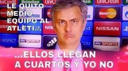 Enlace a Mourinho no entiende pur qué el Chelsea no ha pasado a cuartos