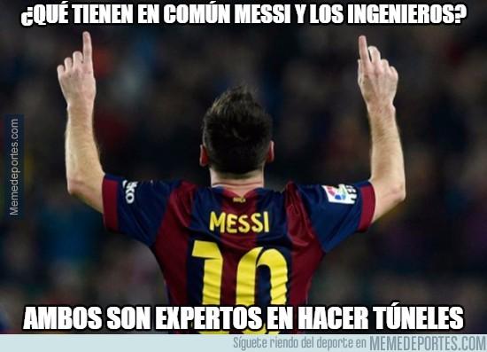 481090 - Las cosas en común de Pellegrini y Messi