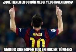 Enlace a Las cosas en común de Pellegrini y Messi