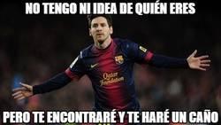 Enlace a Messi avisa