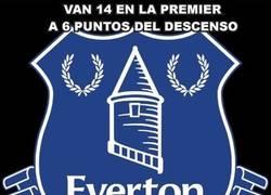 Enlace a Everton, toda Inglaterra está contigo