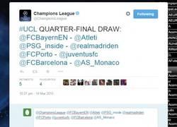 Enlace a OJO, filtración del sorteo de Champions. ¿Será verdad?
