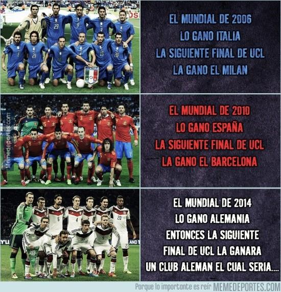 482844 - ¿El Bayern Munich será el próximo campeón de la Champions League?