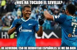 Enlace a ¿Nos ha tocado el Sevilla?