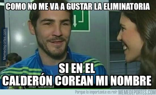 483569 - Casillas, contento por el emparejamiento en Champions