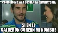 Enlace a Casillas, contento por el emparejamiento en Champions