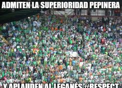 Enlace a Muy grande la afición del Real Betis