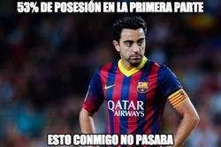 Enlace a ¿Dónde está la posesión del Barça?