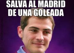 Enlace a Bad luck Casillas, haga lo que haga, será criticado