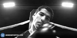 Enlace a GIF: Luis Suárez despúes del partido de ayer
