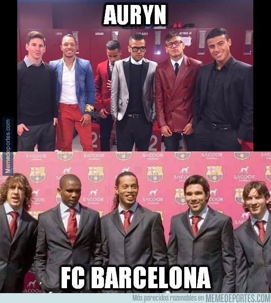 487900 - Auryn vs Barça