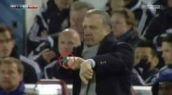 Enlace a El entrenador del Sunderland es todo un genio