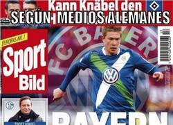 Enlace a El Bayern está a punto de hacerlo de nuevo