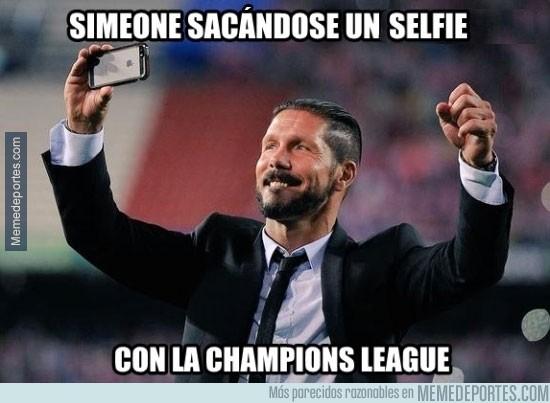 488987 - Simeone y su Champions League