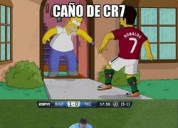 Enlace a Caño de Cristiano vs Caño de Messi ¿Con cuál te quedas?